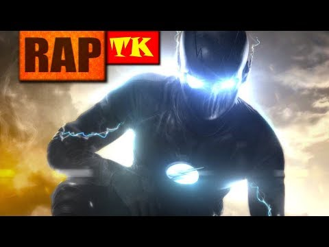 Rap do Zoom (The Flash) // TK RAPS #RPV