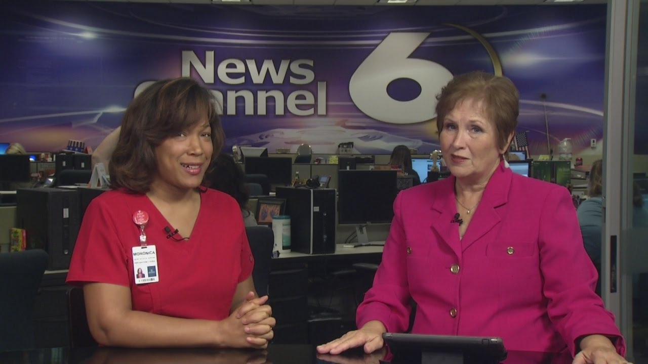 WJBF News Channel 6 at Noon Interview: Moronica Carter