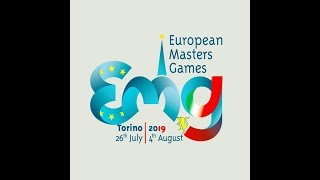 European Masters Games - Torino 2019 - Individual Finals Field