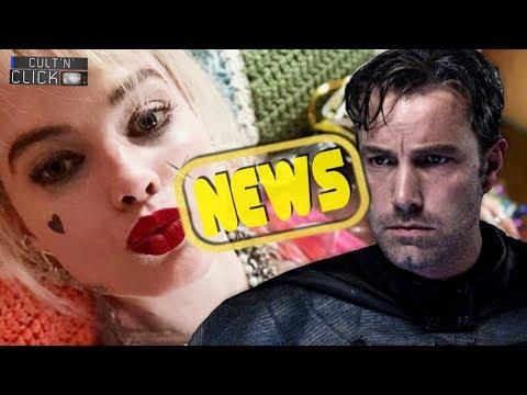 Ben Affleck dit adieu à Batman, le reboot de Suicide Squad... Les news