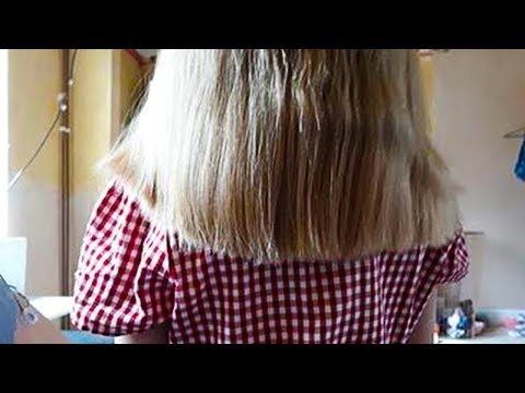 Mom Notices Daughters Hair Getting Shorter, Until She Learns The Horrifying Truth