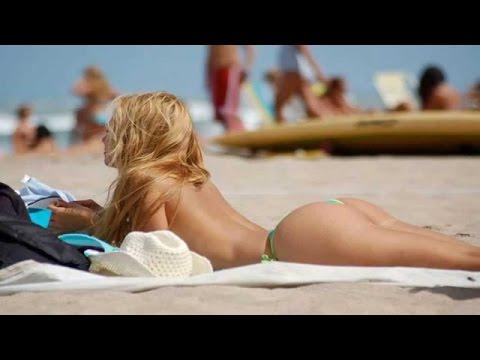 Девушки на пляже (18+) » Прикольные картинки, фото приколы