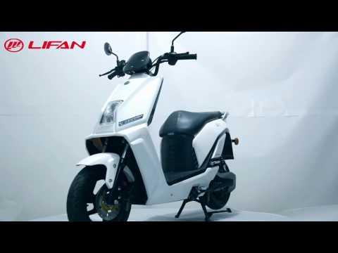 Lifan E3 lithium e-scooter