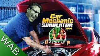 Car Mechanic Simulator 2014 Review - Worth A Buy?(, 2014-01-28T14:53:38.000Z)