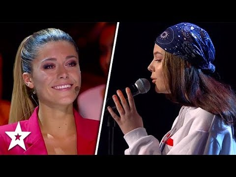 13 Year Old Brings Judges To Tears Singing Coldplay  Got Talent Global