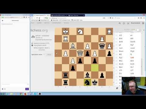 Chess Cruncher TV 12 23 2017
