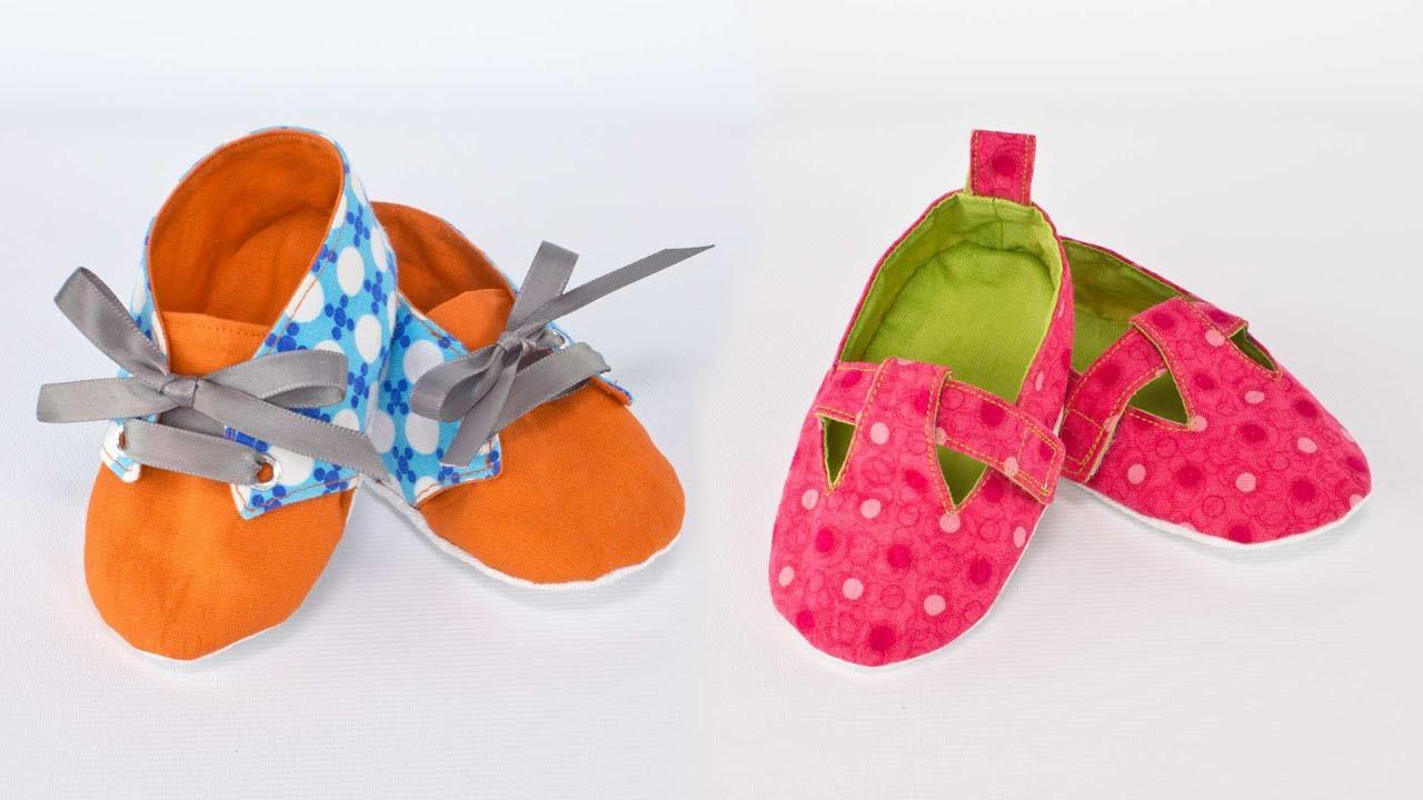 Ellie Mae Baby Booties Kwik Sew Pattern 0141