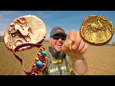 Thumbnail: Metal Detecting Finds Lost Treasure 2000 Years Old. Best Metal Detecting Find of my Life!