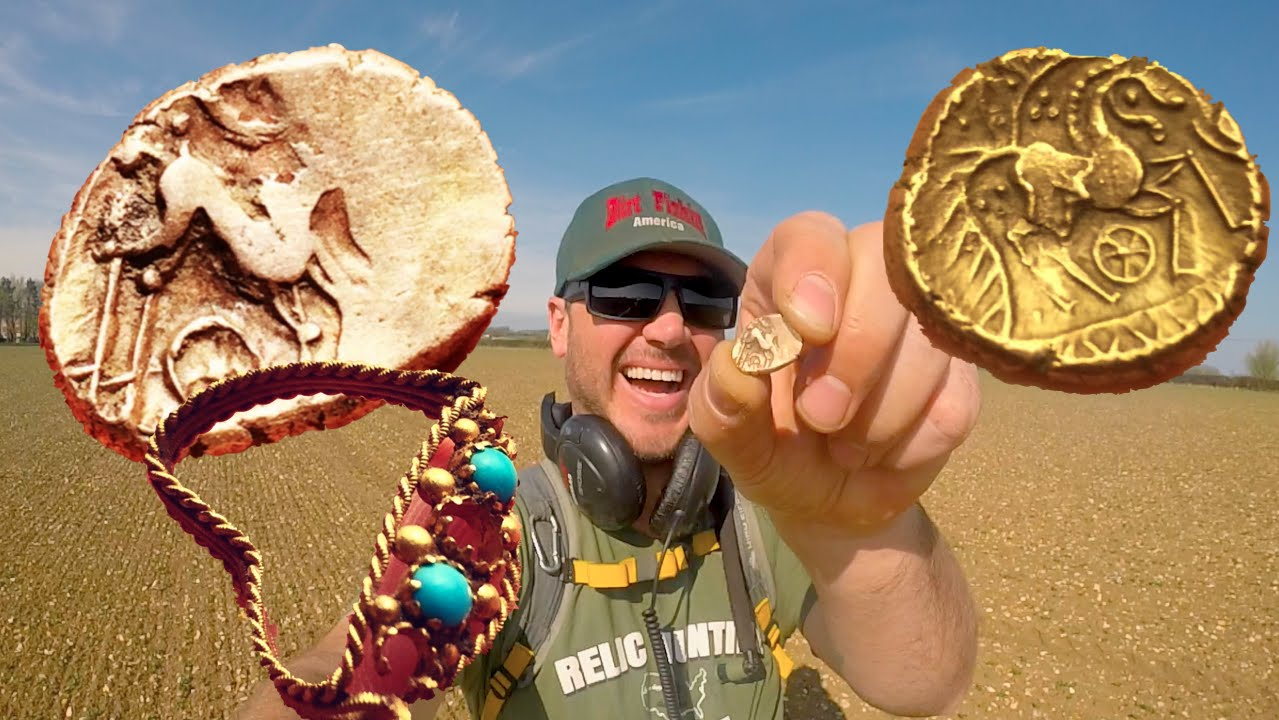 Metal Detecting Finds Lost Treasure 2000 Years Old Best Find Of My Life You