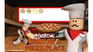 Roblox - BUG NA PIZZARIA (Pizza place)