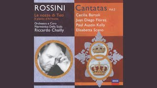 Rossini: Le nozze di Teti e Pelo - cantata - 6. Terzetto: Per me regni alfin la Pace