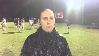 2015 Blazer Soccer vs. UNA