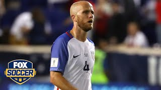 Alexi Lalas, Stu Holden and Maurice Edu weigh in on Michael Bradley's USMNT return | FOX SOCCER