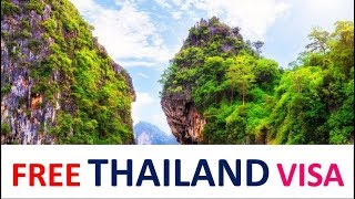 Thailand Free Visa On Arrival | Indian Passport Holders can Travel
