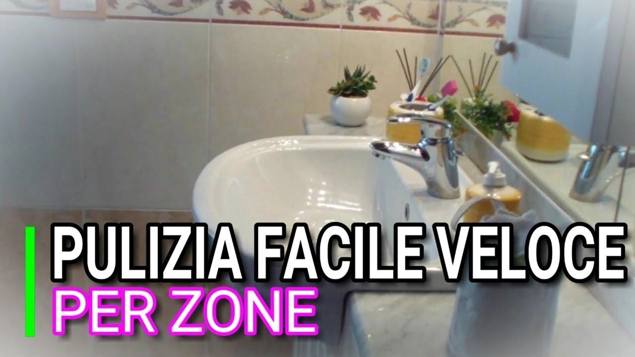ROUTINE DI PULIZIA, ZONA CAMERA DA LETTO, BAGNO, FACILE VELOCE ...