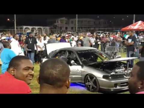 Anguilla Car Show 2015 Clarity -De Bull