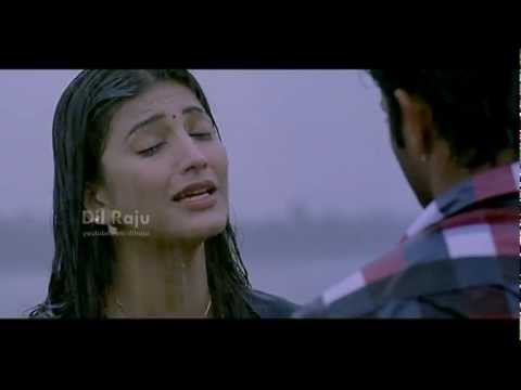 SVSC Dil Raju - Oh My Friend Movie Scenes - Siddharth & Shruti Hassan refusing to leave each other