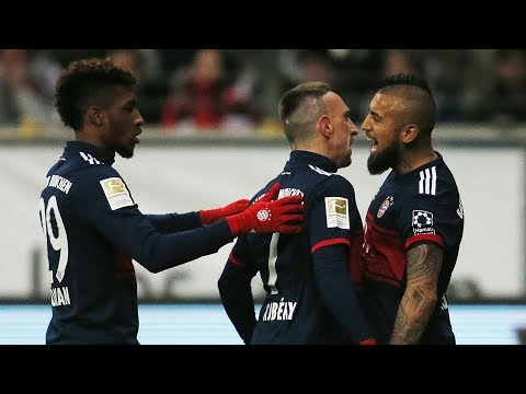 Eintracht Frankfurt - Bayern München 0:1 (ANALYSE)