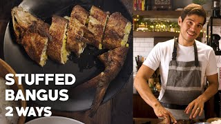 Easy Rellenong Bangus Christmas Recipes (Stuffed Filipino Milkfish)