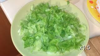 Готовко! Готовим салат Цезарь в домашних условиях! RuZiK