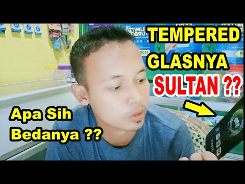 Review tempered glass