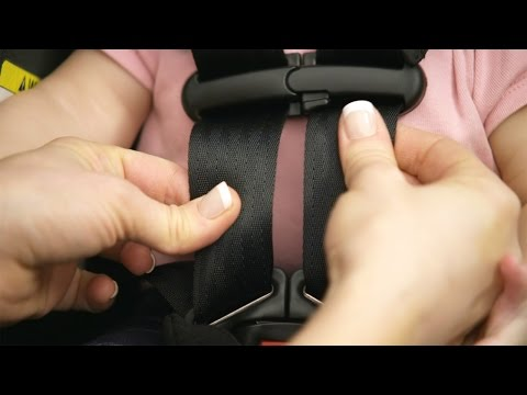 Chicco Fit2 Car Seat Securing your child correctly
