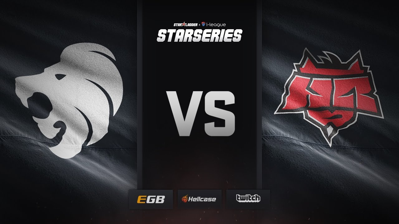 [EN] North vs HellRaisers, map 3 overpass, SL i-League StarSeries Season 3 Finals