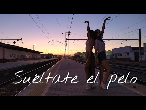Suéltate el Pelo - Tini || Coreografía de Mery Olivares