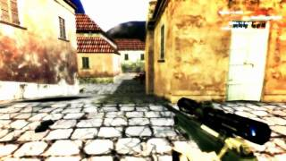 CS 1.6 - De_Inferno  Awp Ace by zad1 !