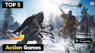 Top 5 action gaṁes for android hindi | Best action games on android 2021