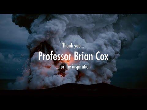 PROFESSOR BRIAN COX - We Choose