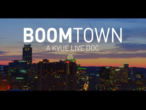 Boomtown's past, present and future | KVUE Live Documentary