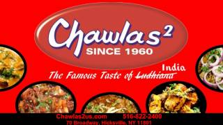 Recommended Hicksville Restaurant for Fresh Indian Cuisine  Chawlas