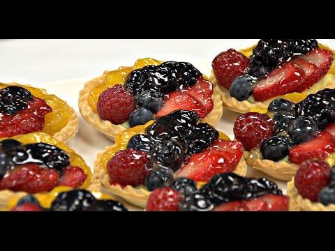 Fruit Tart Recipe | Overland Park Convention Center