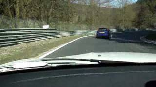 z4m coupe following rs focus at the ring