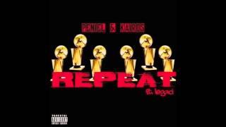 BTOB Peniel & Kairos feat. Legaci - Repeat (Homesick Mixtape Vol.1)