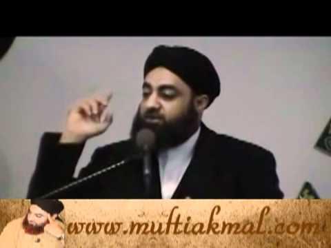 Bayan On Milad Un Nabi (صلی اللہ علیہ وسلم) By Mufti Mohammad Akmal Madani Part 1/2