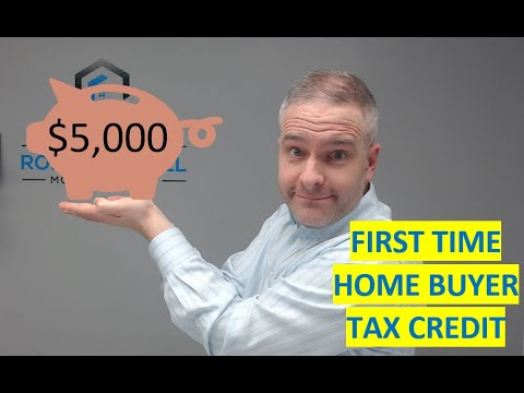 First Time Home Buyer Tax Credit [$5,000]