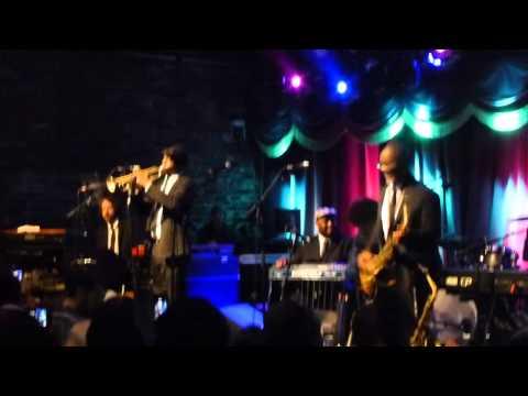 Karl Denson's Tiny Universe ft Chuck Leavell, Taz & Dr. C  - Statesboro Blues 2-7-15 Brooklyn Bowl