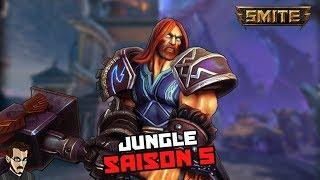 Smite FR - Gameplay PTS Conquête Saison 5 : Le Thor des familles en Jungle