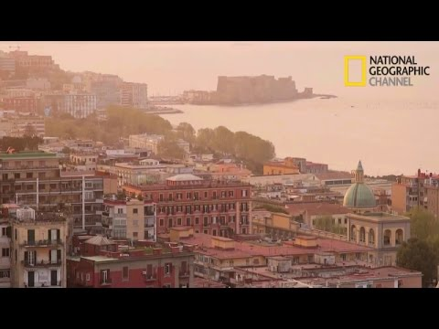 "National Geographic in Naples: coming this spring ""Dolce Napoli"" with David Rocco"