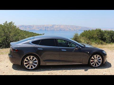 2017 Tesla family road trip to Croatia - part1