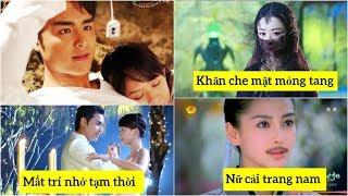 Phì cười với 6 tuyệt chiêu 'thấy mà không thấy' trong phim Hoa ngữ không phải ai cũng nhận ra