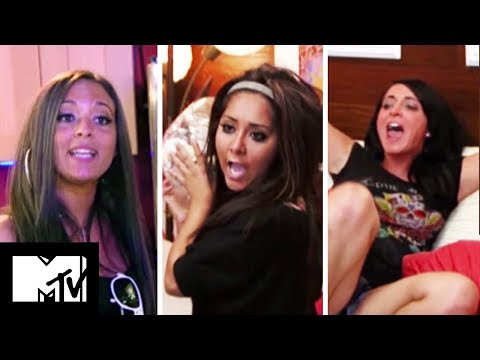 The Biggest Bust Ups In Jersey Shore History | Jersey Shore