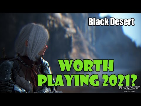 [Black Desert] Review: Worth Playing in 2021?