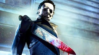 DEAD BY DAYLIGHT Halloween Trailer (with Michael Myers!) PS4