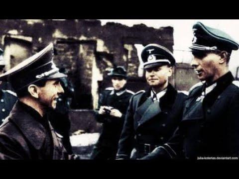 The Goebbels Government - Berlin 1945