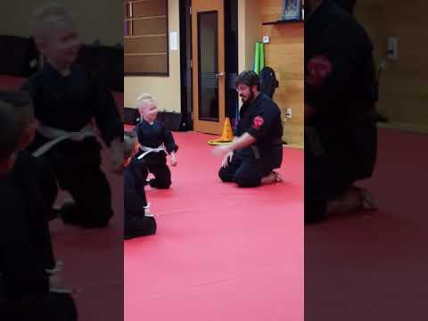 Dash Karate Class(1)