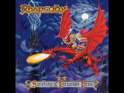 Rhapsody - Symphony of Enchanted Lands (Limb Music) [Full Album]