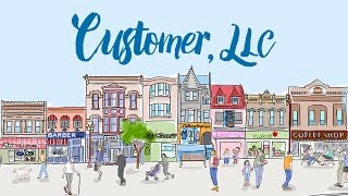 Customer, LLC Book Preview